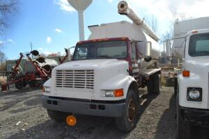 1996 International 4900 Truck, Feed truck
