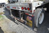 2002 Manac flat bed trailer chemical trailer - 6