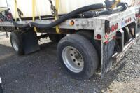 2002 Manac flat bed trailer chemical trailer - 8