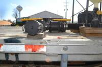 2002 Manac flat bed trailer chemical trailer - 11