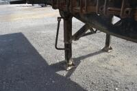 2002 Manac flat bed trailer chemical trailer - 21