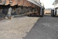 2002 Manac flat bed trailer chemical trailer - 22