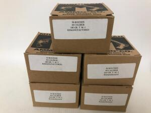 Michigan Ammo Co. 40 cal. 180gr Ammo - 250 rounds