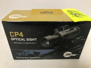 Sig Tac CP4 Optical Sight