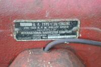 International Harvester LBA 1.5 to 2.5 hp engine - 8