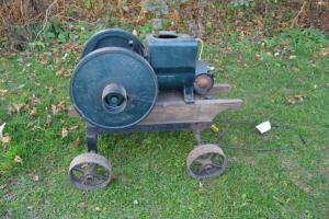 Stattley Montgomery Ward 1.5 hp