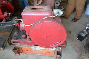 International Harvester LBA 1.5 to 2.5 hp Engine