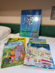 Miscellaneous Children Books- Donated by Friend of Optimist