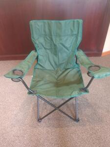 Greenstone Fold Up Chair- Donated by Greenstone Farm Credit Services