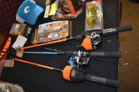 (3) Shur Strike Fishing Rods and Outdoor Accessories- Donated by Total Firearms - 4