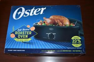 16 Quart Oster Roaster Oven- Donated by Don Kill