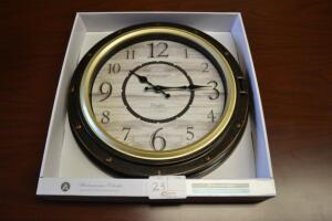 "16"" Wall Clock- Donated by Friend of the Chamber"