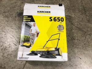 Kehr-Maschine Sweeper
