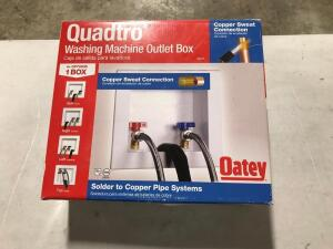 Washing Machine Outlet Box