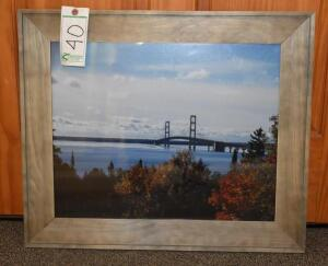 Picture of The Mackinac Bridge- Donated by Jeff Hauter