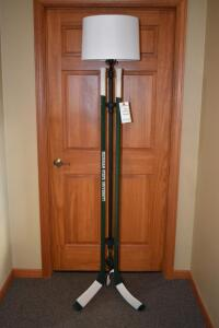 MSU Hockey Stick Lamp- Donated by Friend of the Chamber