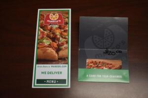 $20 Marco's Pizza Gift Card- Donated by Marco's Pizza