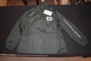 Ladies Optimist Windbreaker Jacket- Size XXL- Donated by Cathy Pinkos