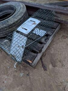 Small Animal Live Trap