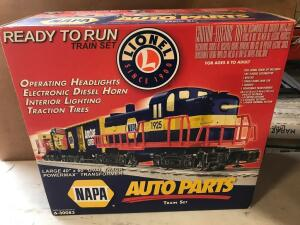 Napa Auto Parts Train Set