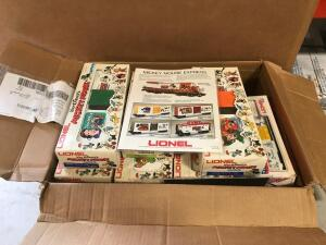 Box Walt Disney Mickey Mouse Express