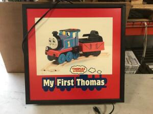 My First Thomas Wall Art