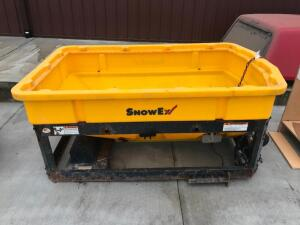 SnowEx V-Maxx 7550 Salt Spreader
