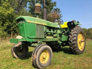 1964 John Deere 4020 Diesel, shows 7,631 hours, S/N - 74084