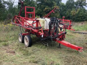 Hardi 500 Gallon Field Sprayer, 60 ft booms