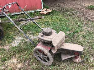 Swisher WR 522 Brush Mower, S/N - L2 99097062
