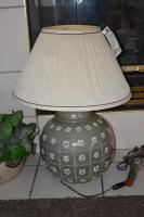 Mexican Pottery and Lamp - 4