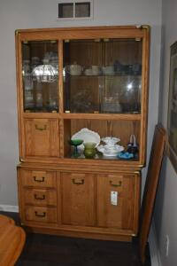 China Cabinet- No Contents