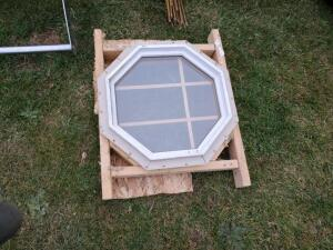 Octagon Window