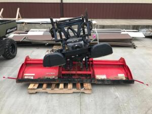 "Western 8'-10"" Wide-Out Snow Plow"