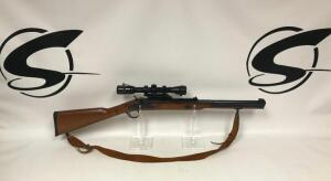 Thompson Center .50 cal White Mountain Carbine Muzzleloader with Scope