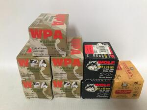(8) Boxes of 7.62x39mm Ammo