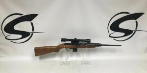 Universal .256 Ferret M1 Carbine with Scope