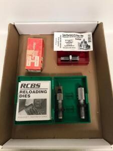 7mm cal Ammo, RCBS Reloading Dies, Lee Factory Crimp Die 7mm