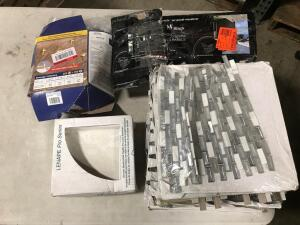 Assorted Home Depot Items