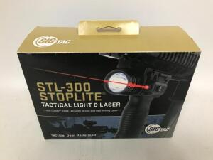 NEW Sig Tac STL-300 Tactical Light & Laser