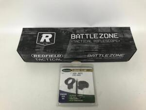 NEW Redfield 2-7x34mm Battlezone TAC Rifle Scope