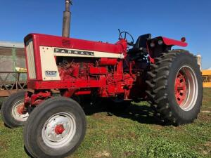 1965 International Farmall 706 Tractor, 7,061 hours, S/N - 29148