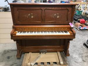 Old Fernwood Cabinet Grand Piano