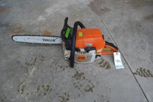 Stihl MS 290 chain saw