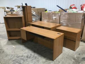 (5) Office Furniture