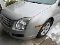 2007 Ford Fusion Passenger Car - 2