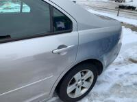 2007 Ford Fusion Passenger Car - 9