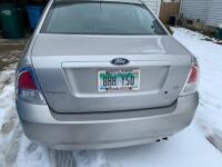 2007 Ford Fusion Passenger Car - 11