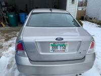 2007 Ford Fusion Passenger Car - 12