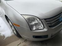 2007 Ford Fusion Passenger Car - 21